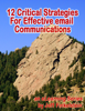 Jeff Finkelstein - 12 Critical Strategies for Effective Email Communication artwork