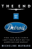 The End of Detroit Book Cover