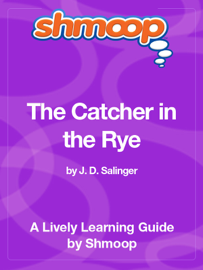 The Catcher in the Rye: Shmoop Learning Guide book