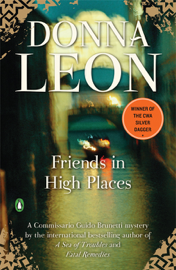 Friends in High Places book