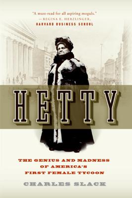 Hetty - Charles Slack book