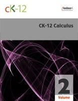 CK-12 Calculus, Volume 2