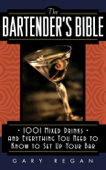 The Bartender's Bible Book Cover