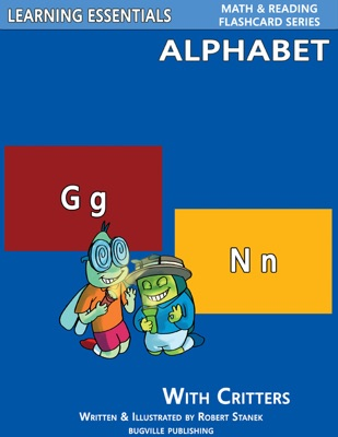 Alphabet Flash Cards: ABC Letters and Critters