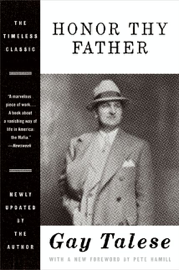 Honor Thy Father book
