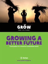 Growing a Better Future book