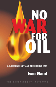 No War for Oil Cover Book