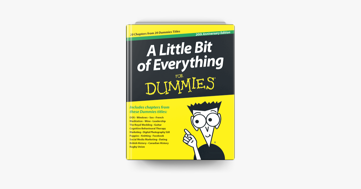 adult dating meant for dummies
