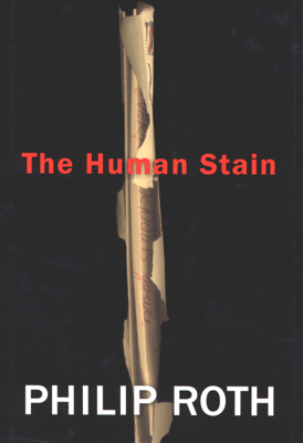 The Human Stain - Philip Roth book