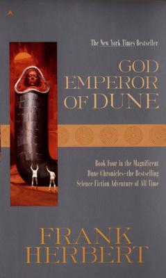 God Emperor of Dune - Frank Herbert book