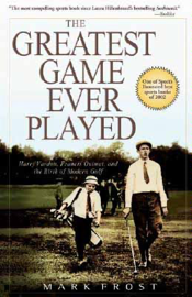 The Greatest Game Ever Played book