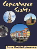 Copenhagen Sights Book Cover