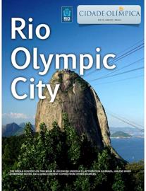 Rio Olympic City book