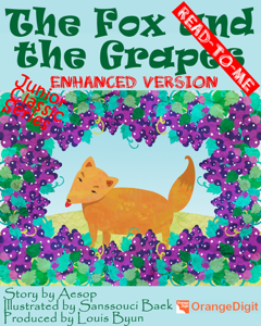 The Fox and the Grapes (Read To Me) Summary