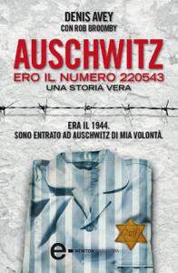 Auschwitz. Ero il numero 220543 Copertina del libro