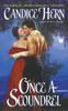 Candice Hern - Once a Scoundrel bild