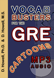 Vocabbusters for the GRE (Enhanced Version)