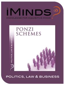 Ponzi Schemes La couverture du livre martien