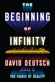 The Beginning of Infinity book