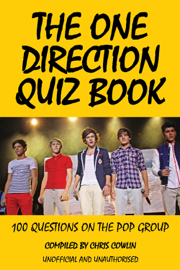The One Direction Quiz Book book