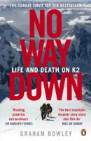 Graham Bowley - No Way Down artwork