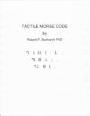 Tactile Morse Code
