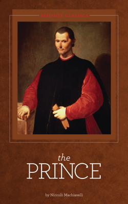 The Prince - Niccolò Machiavelli book