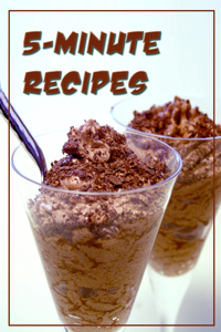 5-Minute Recipes Book Review