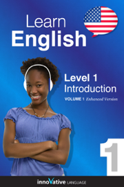 Learn English - Level 1: Introduction to English (Enhanced Version) book