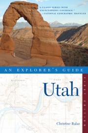 Explorer's Guide Utah