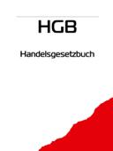 Handelsgesetzbuch - HGB (Deutschland)