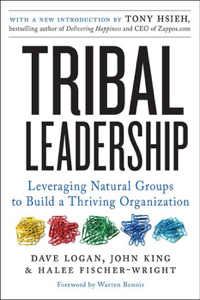 Tribal Leadership Revised Edition Libro Cover