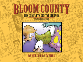 Bloom County - The Complete Digital Library, Vol. 3: 1983 book