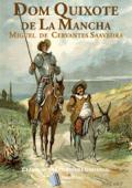 Dom Quixote de La Mancha Book Cover
