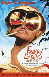 Fear and Loathing in Las Vegas book