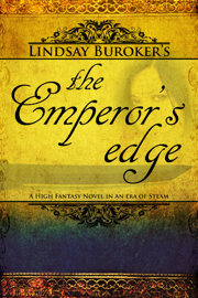 The Emperor's Edge (The Emperor's Edge Book 1) book