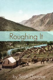 Roughing It book
