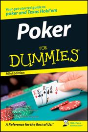 Poker For Dummies ®, Mini Edition book