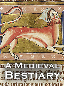 A Medieval Bestiary (Enhanced) Copertina del libro
