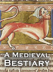 A Medieval Bestiary (Enhanced) Copertina del libro