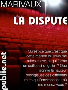 La Dispute La couverture du livre martien
