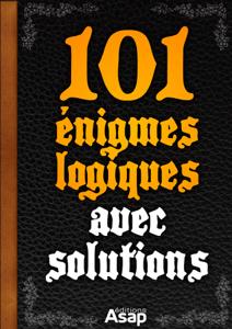 101 énigmes logiques La couverture du livre martien