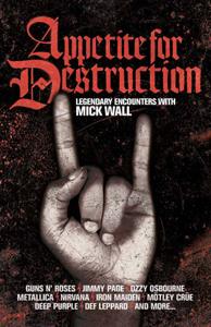 Appetite for Destruction Cover Book