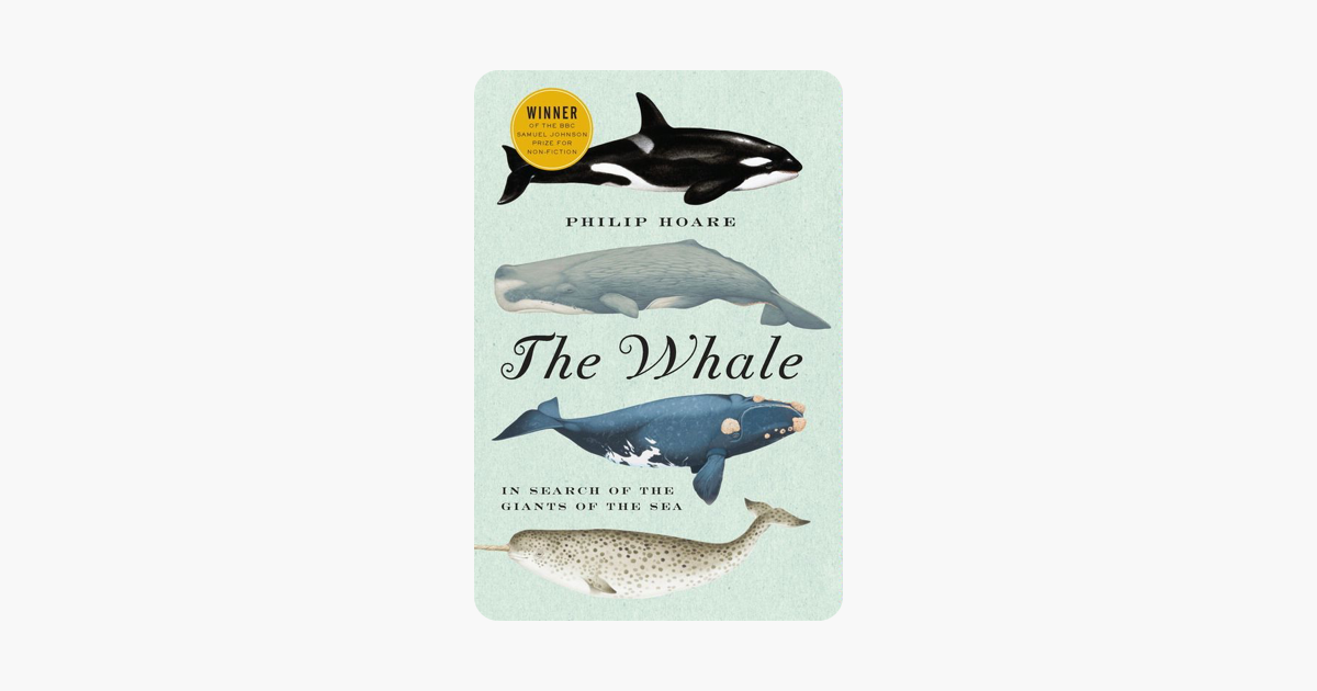 The Whale - Philip Hoare