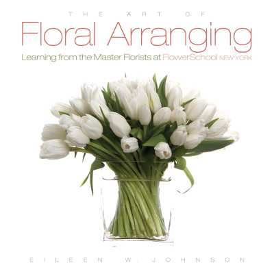 The Art of Floral Arranging - Eileen Johnson book
