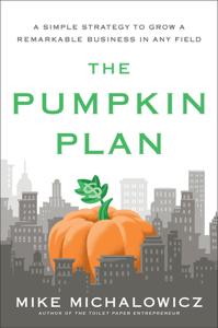 The Pumpkin Plan La couverture du livre martien