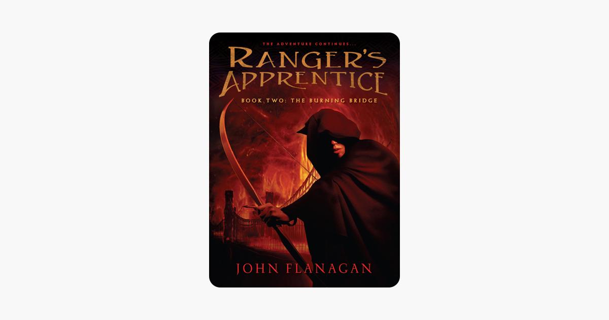The Burning Bridge - John Flanagan