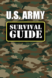 US Army: Survival Guide book