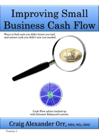Improving Small Business Cash Flow book
