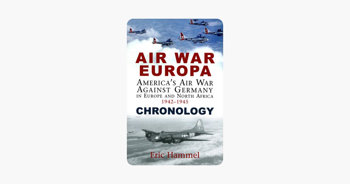 Air War Europa Chronology